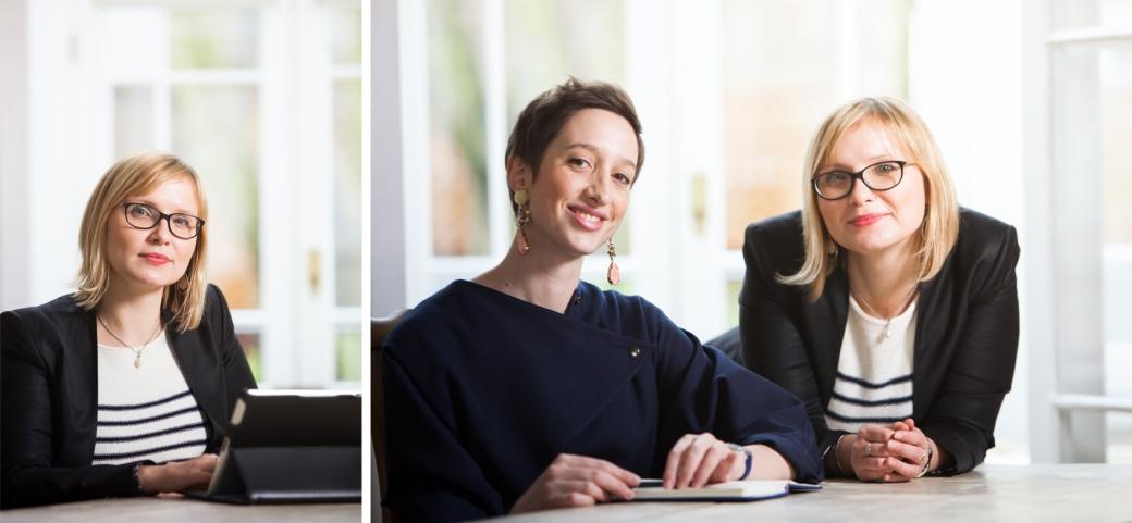 corporate women